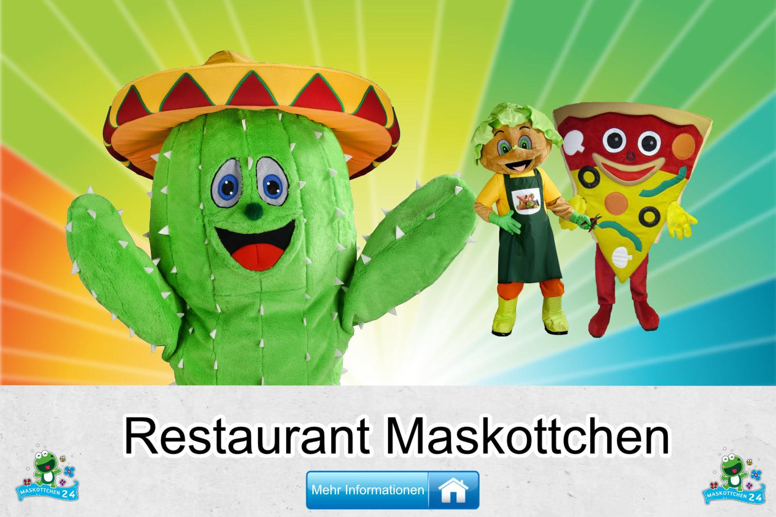 Restaurant Kostüme Maskottchen Herstellung Firma günstig kaufen