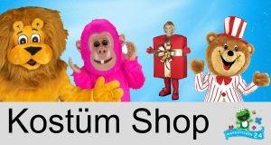 Kostüm Shop Maskottchen Promotion günstig kaufen
