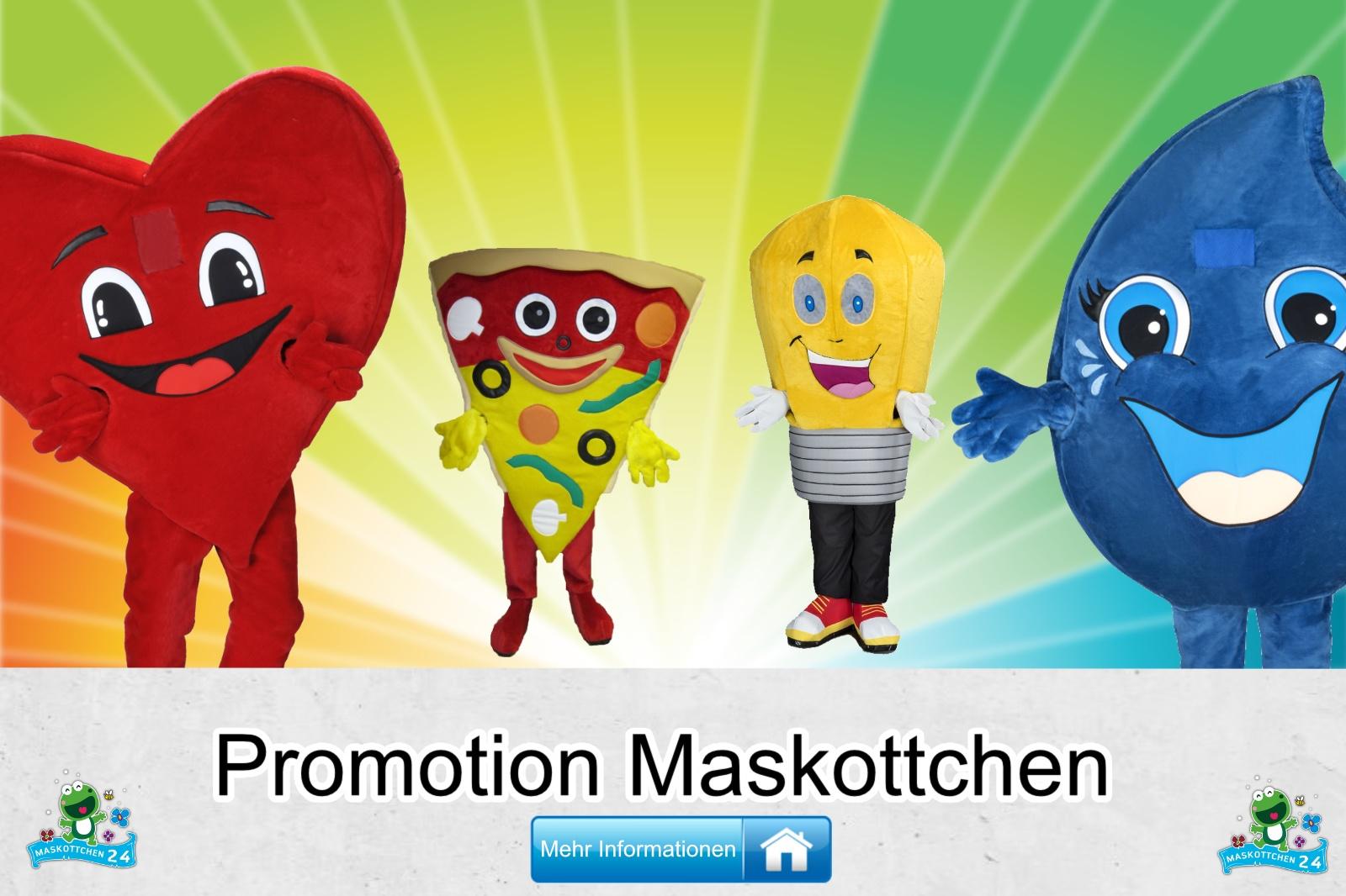 Promotion Kostüme Produktion Maskottchen kaufen