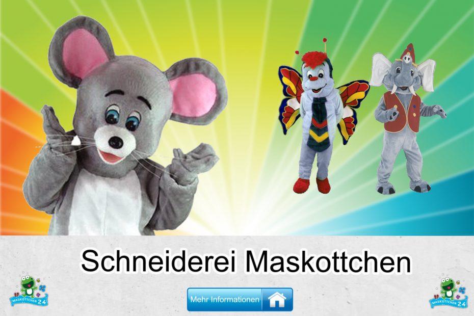 Schneiderei-Kostueme-Maskottchen-Karneval-Produktion-Firma-Bau