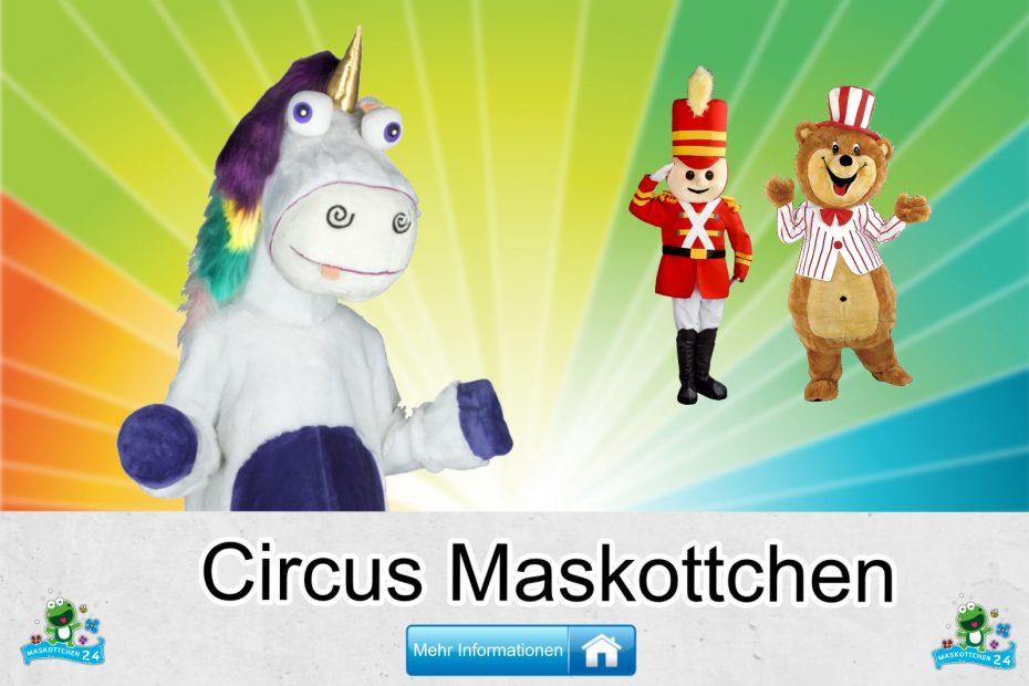 Circus-Kostueme-Maskottchen-Karneval-Produktion-Firma-Bau