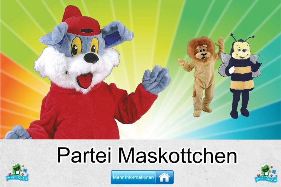 Partei-Kostueme-Maskottchen-Karneval-Produktion-Lauffiguren