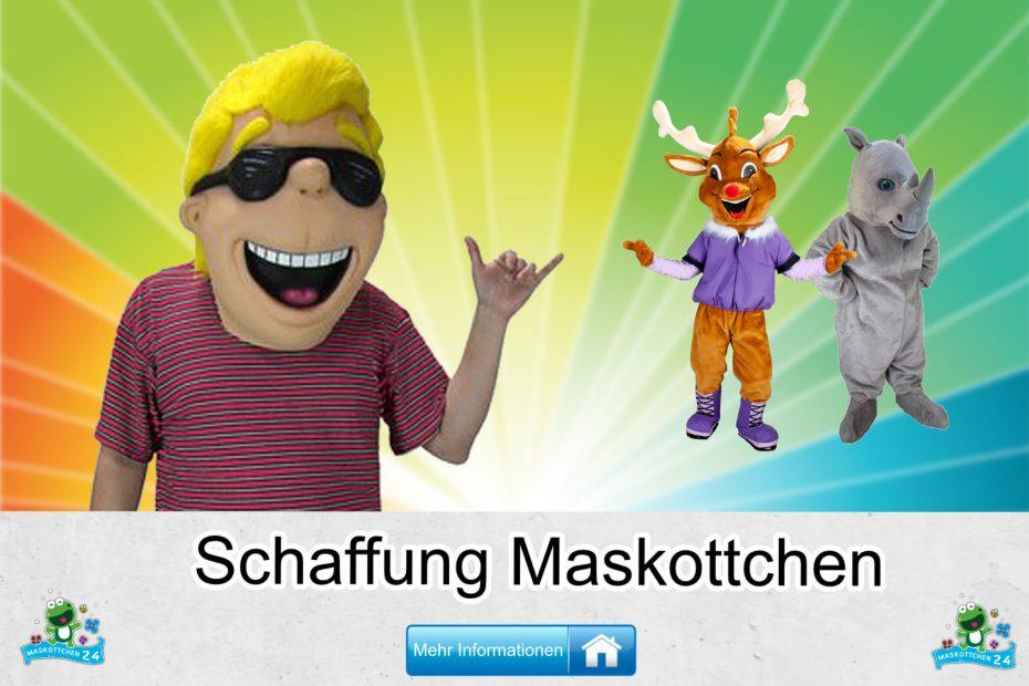 Schaffung-Kostueme-Maskottchen-Karneval-Produktion-Lauffiguren