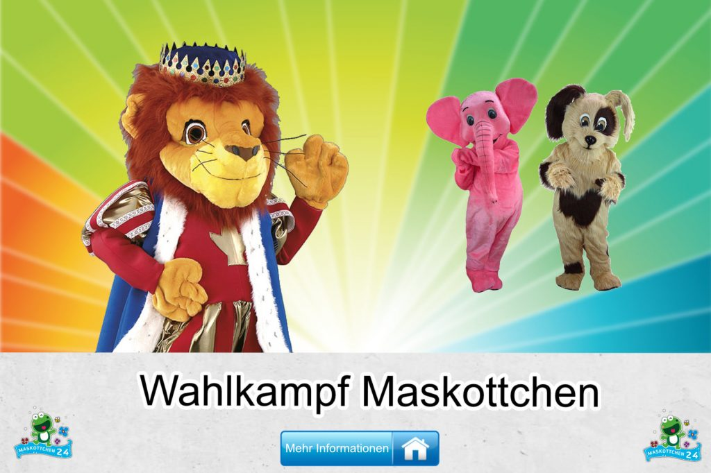 Wahlkampf-Kostueme-Maskottchen-Karneval-Produktion-Lauffiguren