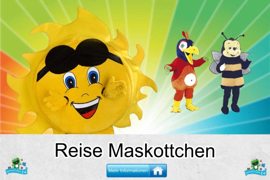 Reise-Kostueme-Maskottchen-Karneval-Produktion-Lauffiguren